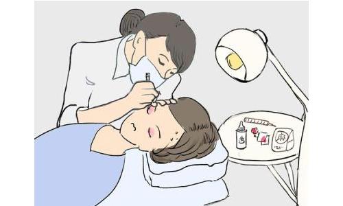 纹美瞳线术后怎么护理