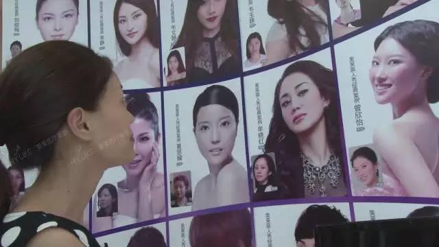 所以她选择了上海美莱医院做综合隆鼻