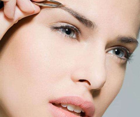 怎么才能让眉毛变得更淡一些