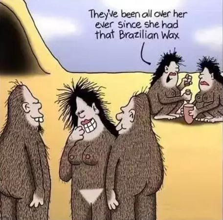比基尼处脱毛有什么讲究吗