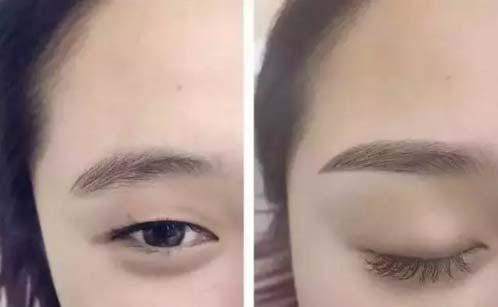 上海哪里有半永久纹眉植眉毛