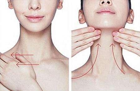 关于脖子上的颈纹怎么来去掉