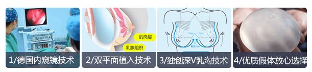上海美莱汪灏胸部整形技术