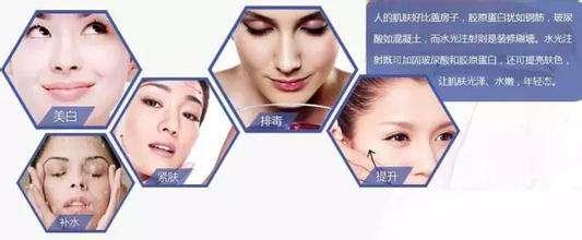 防晒做不到,上海美莱水光针可以轻松实现