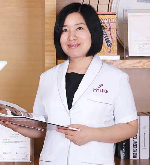 上海美莱美白嫩肤吴淑琴来聊聊我们皮肤保养的事儿