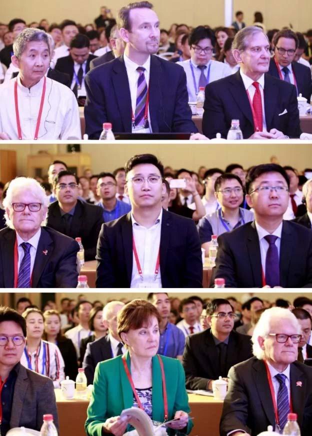 上海美莱植发袁玉坤、朱启刚受邀参加第六届亚洲毛发移植盛会