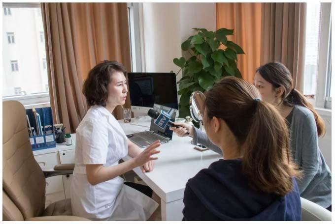 """上海美莱杜园园""""健康眼整形""""理念被各大媒体网站竞相报道"""