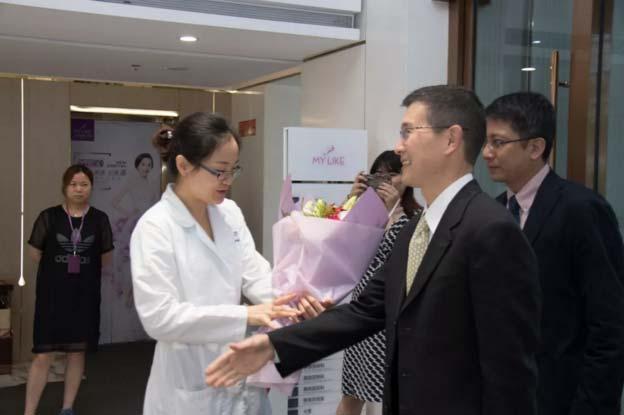 贺美莱鼻修复成立3周年,世界达拉斯专家团加盟上海美莱