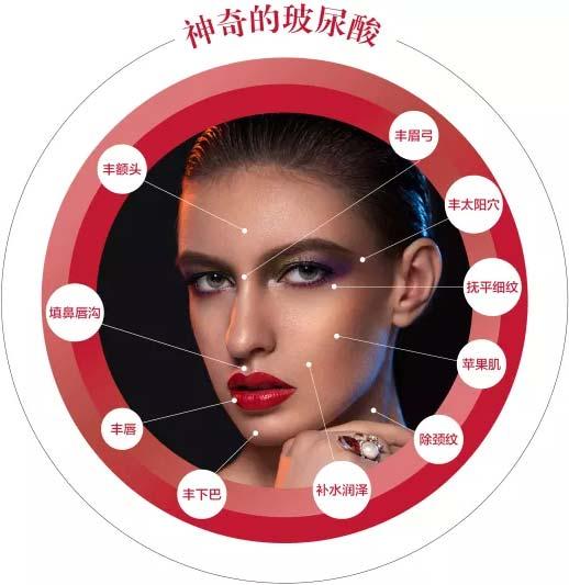 上海美莱艺术面雕节玻尿酸¥666