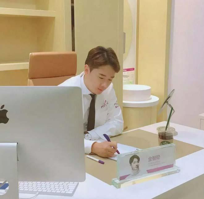 韩国知名形象半永久设计师金智勋