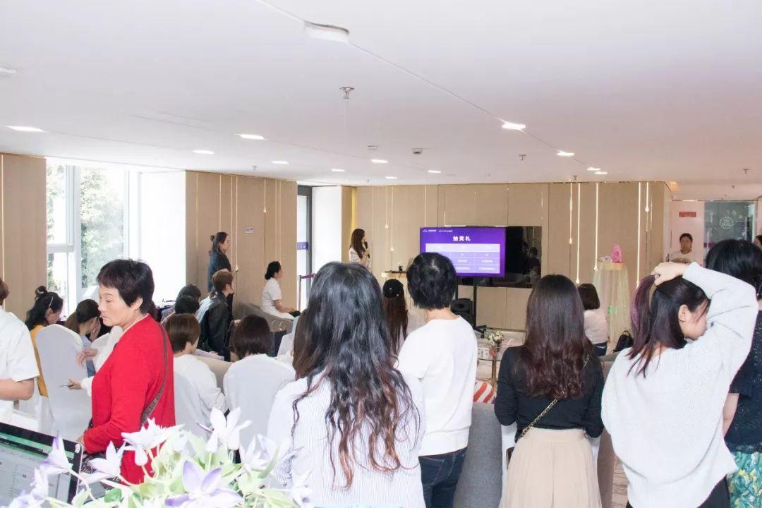 """10月2日,上海美莱举办的""""艾莉薇沙龙活动""""完美落幕!"""