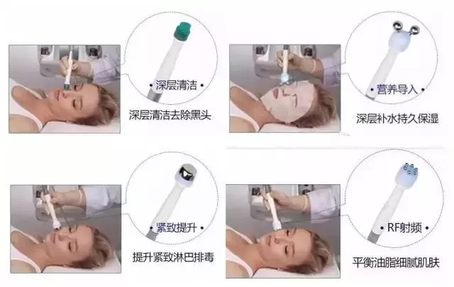 """上海美莱小气泡—让你拥有一张""""高清脸"""""""