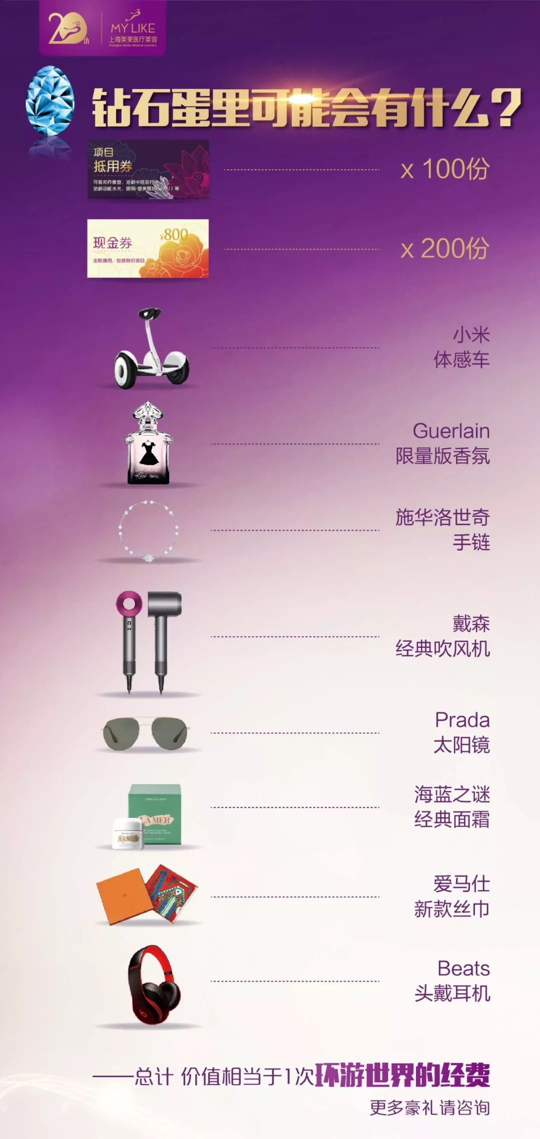 上海美莱2018周年庆