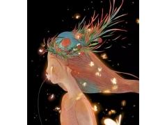 【美莱】他的公主梦丨男孩无与伦比的美丽