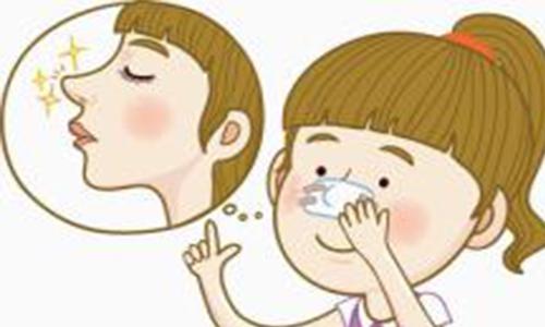 上海做肋软骨隆鼻后的鼻子会透光吗