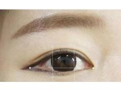 美眉眉毛变成红色的激光真的能洗掉吗