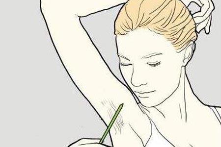 腋下做冰点激光脱毛会不会像针扎一样痛