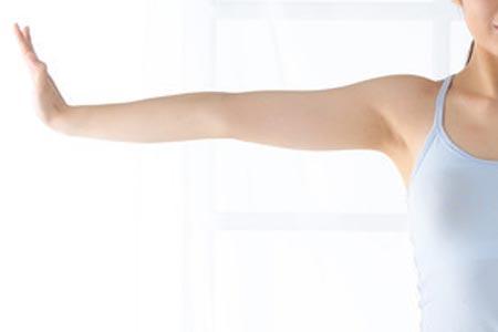 激光手臂脱毛术后应该怎么护理