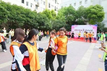 上海美莱2019年员工趣味运动会