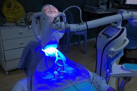 冷光美白治疗牙齿一次大概要多少钱