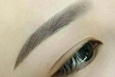 纹个眉毛大概多少钱啊,术后注意事项