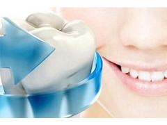 牙齿比较黄用什么方法可以有效的美白