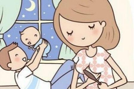 产后哺乳导致胸部严重下垂要怎么解决